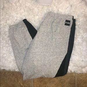 PINK VS sweat pants